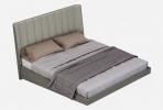 Кровать 1,6 щит